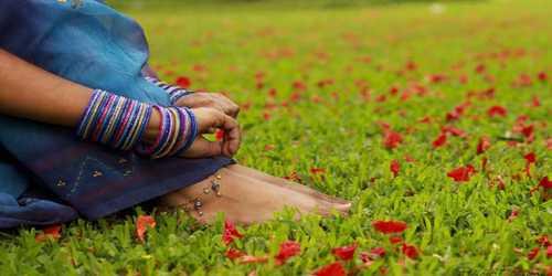 একজোড়া নূপুর
