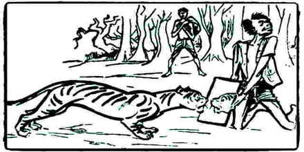 বোকা সাথী – বাংলাদেশের লোককাহিনী