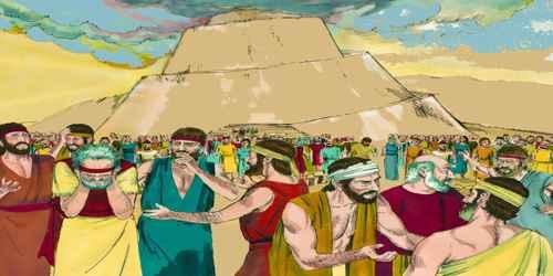 বাবিলের গল্প