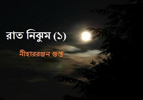 রাত নিঝুম (১)