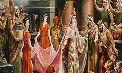 উমর অল-নুমান, তার পুত্র সারকান ও দু-অল মাকানের কাহিনী