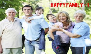 happy family – 1