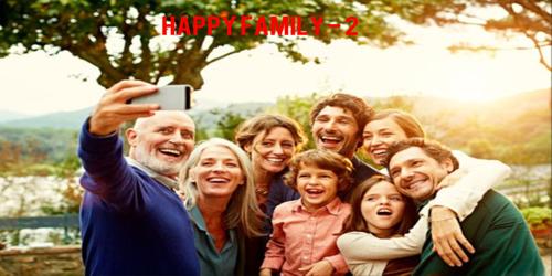 happy family – 2